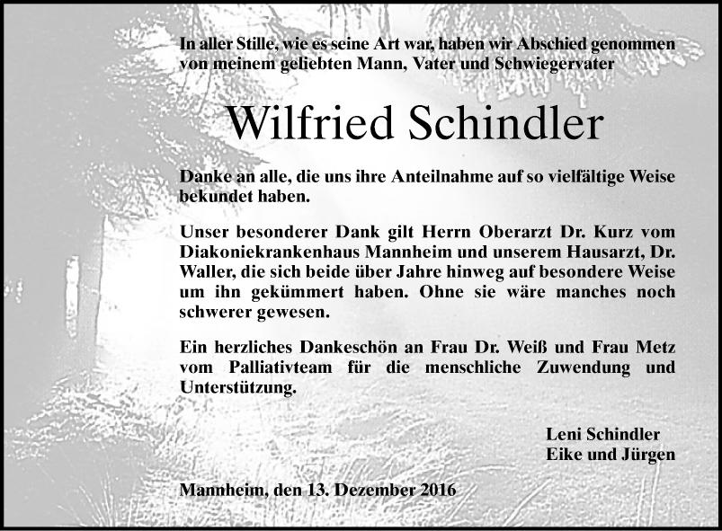 wilfried schindler todesanzeigen mannheimer morgen trauerportal archiv mannheimer morgen. Black Bedroom Furniture Sets. Home Design Ideas